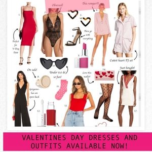 Dresses & Skirts - One stop valentines day dress shop